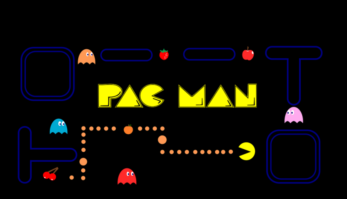 pacman-2d-game
